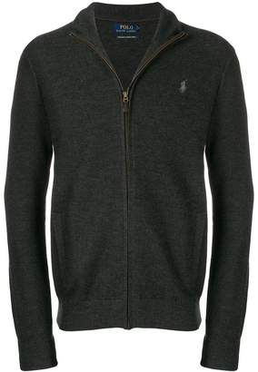 Polo Ralph Lauren zip knitted sweater
