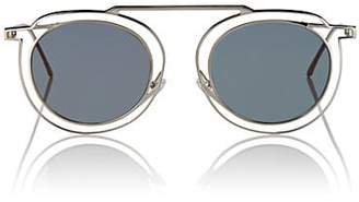 Thierry Lasry MEN'S POTENTIALLY SUNGLASSES - GREEN