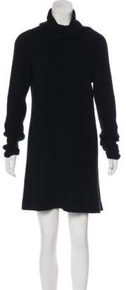 The Elder Statesman Cashmere Mini Dress