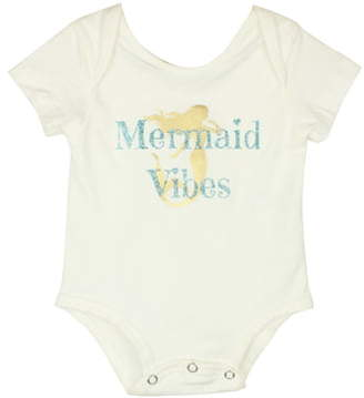 Popatu Mermaid Vibes Bodysuit