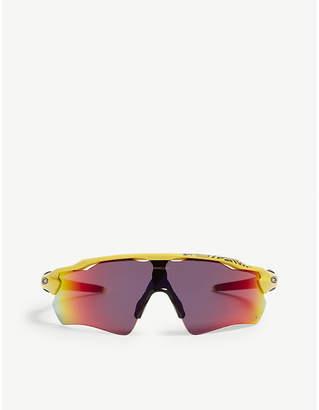 Oakley Radar EV Path Tour de France rectangle-frame sunglasses