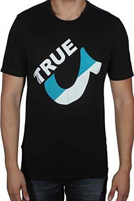 True Religion Men's Horseshoe Logo Tee