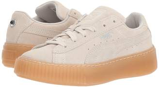 Puma Kids Suede Platform Jewel Girls Shoes
