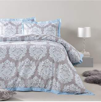 Very Damask Print Duvet Cover Set