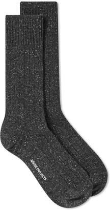 Norse Projects Bjarki Neps Sock