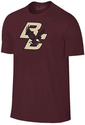 New Agenda Men Boston College Eagles Big Logo T-Shirt