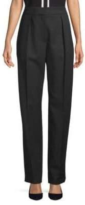 Lanvin Pleated Wool Pants
