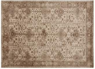 Pottery Barn Channing Persian-Style Rug - Neutral