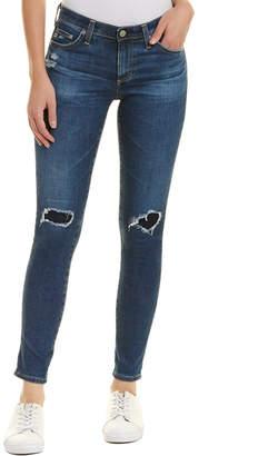 AG Jeans The Legging 13 Years Dwm Super Skinny Ankle Cut