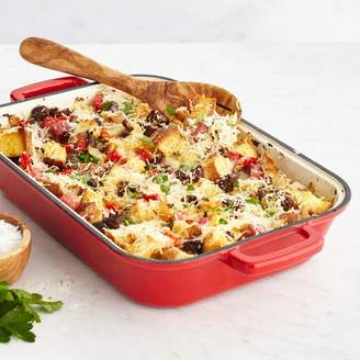 Sur La Table Rectangular Baker with Grill Pan Lid