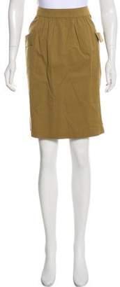 Dries Van Noten Knee-Length Knit Skirt
