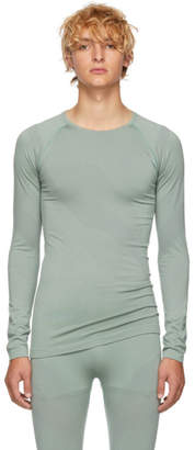 Asics Kiko Kostadinov Green Edition Seamless Kiko T-Shirt