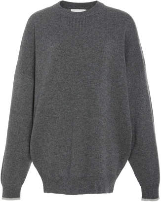 Bassike Oversized Cashmere Pullover