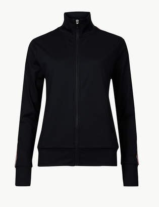 Marks and Spencer Quick Dry Long Sleeve Jacket