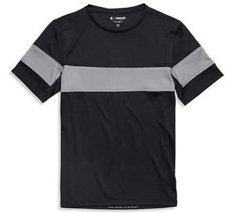 Smash Wear Fourlaps Men's Active Striped T-Shirt