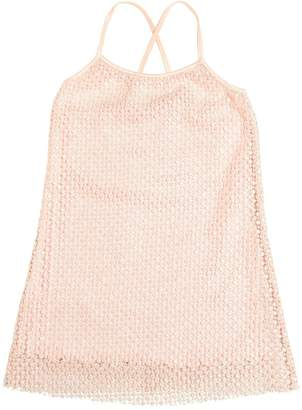 La Perla Sequined Jersey Cover-Up Dress