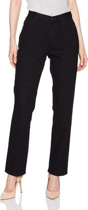 Lee Women's Missy Relaxed Fit All Cotton Straight Leg Jean