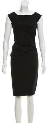 Diane von Furstenberg Gabi Knit Sleeveless Dress
