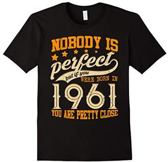 Legends Vintage Made In 1961 57th Birthday Gift 57 years old