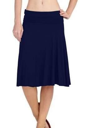 Karen Michelle Foldover Skirt