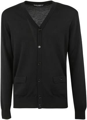 Dolce & Gabbana V-neck Sweater