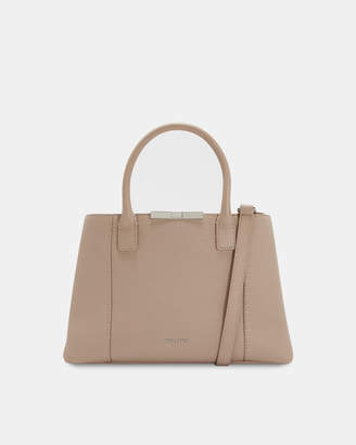 Ted Baker COLESA Soft leather small tote bag