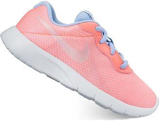 Nike Tanjun SE Preschool Girls' Shoes $60 thestylecure.com