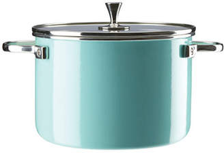 Kate Spade Six-Quart Metal Casserole