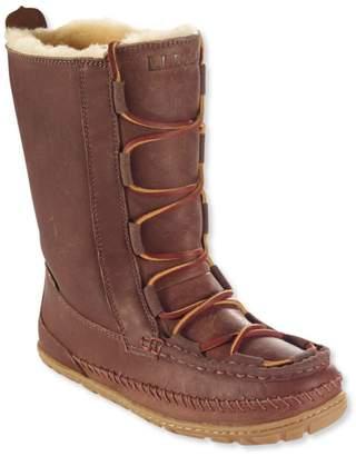 L.L. Bean L.L.Bean Women's Wicked Good Lodge Boots, Leather