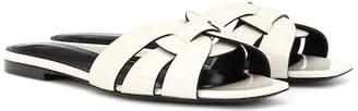 Saint Laurent Nu Pieds 05 patent leather sandals