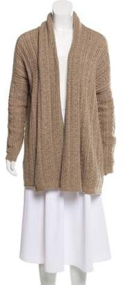 Vince Yak & Wool Long Sleeve Cardigan
