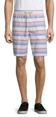 Original Penguin Horizontal Striped Shorts
