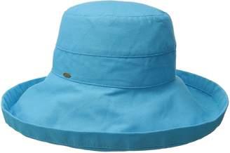 Scala Women's Cotton Big Brim Hat