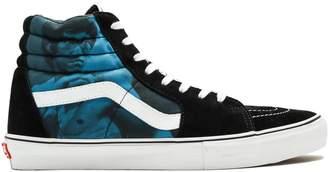 Vans Sk8-Hi Supreme Bruce Lee (Blue)