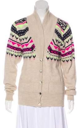 Mara Hoffman Fair Isle knit Cardigan