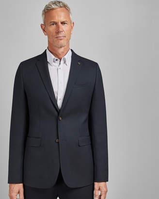 Ted Baker HEMSBTT Tall textured semi plain blazer