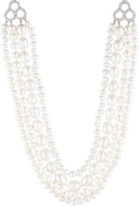 Carolee Cultured Freshwater Pearl Necklace, 16""