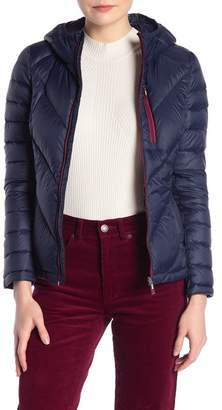 Tommy Hilfiger Down Zip Front Jacket