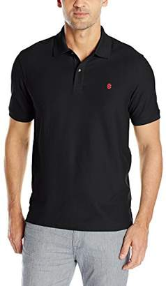 Izod Men's Advantage Performance Solid Polo (Regular & Slim Fit)