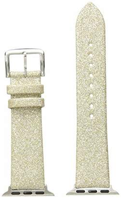 Kate Spade KSS0019 38mm Apple Straps Genuine Leather Watch Strap