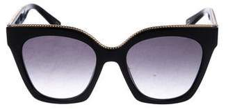 Marc Jacobs Wayfarer Gradient Sunglasses