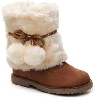 Olive & Edie Fuzzie Toddler Boot - Girl's