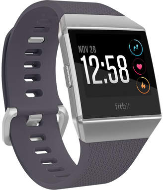 Fitbit Ionic Smart Fitness Watch - Blue Gray / White