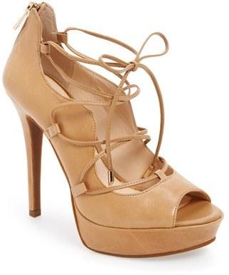 Jessica Simpson 'Baylinn' Ghillie Sandal (Women) $109.95 thestylecure.com