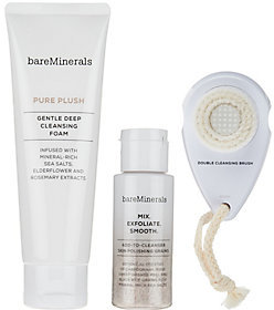 bareMinerals Double Cleansing Method 3-piece Kit