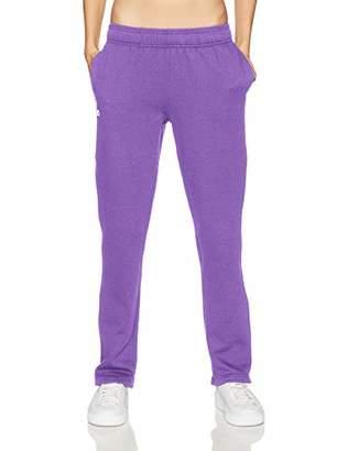 Starter Women's Open-Bottom Sweatpants with Pockets