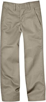 Dickies Boys Flex Waist Flat Front Pant- Big Kid & Husky