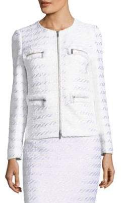 Lafayette 148 New York Emeline Tweed Jacket