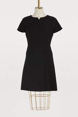 Courreges 100 wool dress