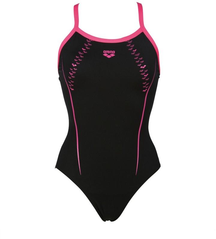 Printed Pool Swimsuit